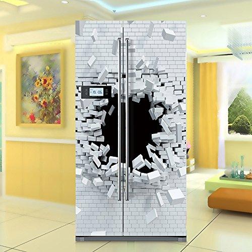 side by side fridge - 8