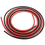 12 AWG 10 Feet Gauge Silicone Wire Flexible Stranded Copper Cables
