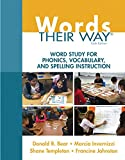 img - for Words Their Way: Word Study for Phonics, Vocabulary, and Spelling Instruction (6th Edition) (Words Their Way Series) book / textbook / text book
