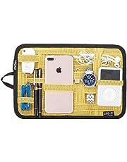 """Cocoon CPG10YL GRID-IT!® Accessory Organizer - Medium 12"""" x 8"""" (Yellow)"""