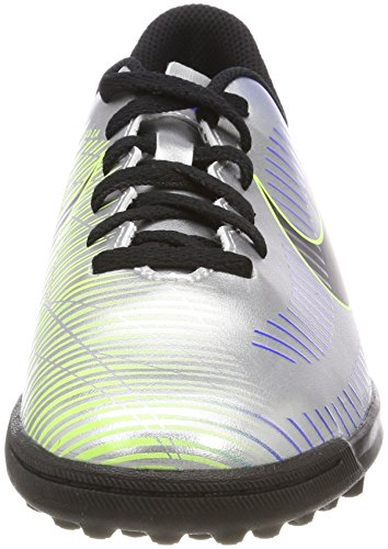 NJR BlackChrome TF Jr III Turf VRTX MercurialX Trainers RacerBlue Astro tzzqf7w