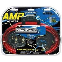 SCOSCHE KPA6D 1200W Wiring Kit