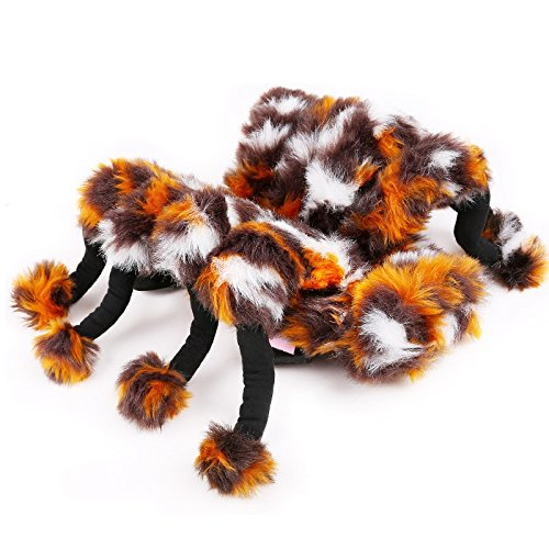 Harukokoro(TM)Funny Dog Costume Pet Spider Harness, L (Lamb Dog Costume)