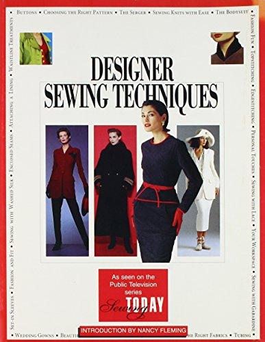 Vogue & Butterick's Designer Sewing Techniques