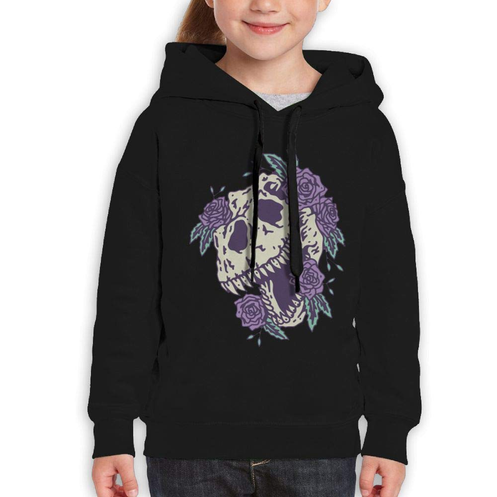 Yishuo Teen Limited Edition Casual Style Sports Hoodies Black