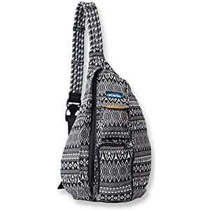KAVU Rope Backpack, Knitty Gritty, One Size
