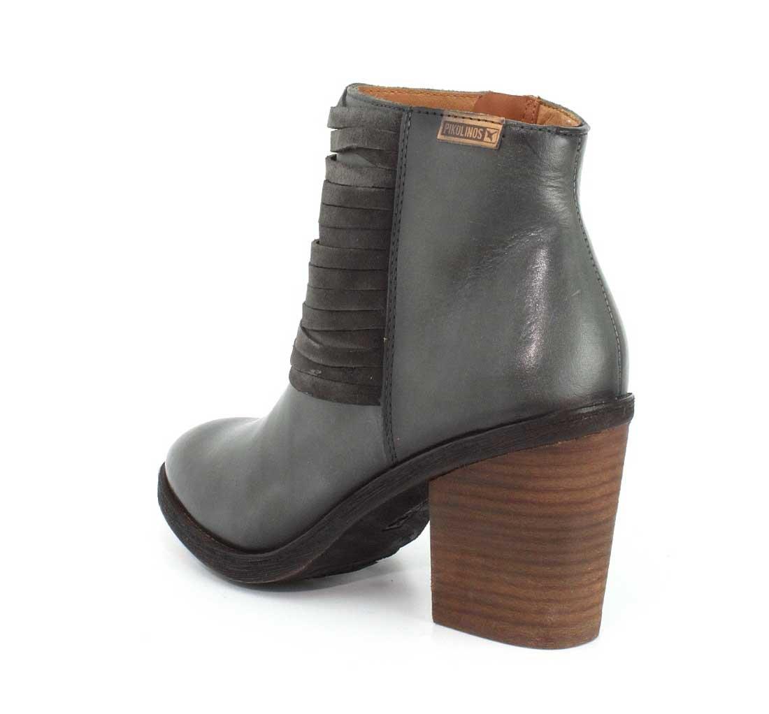 Pikolinos Womens Bootie Alicante W3P-8981 Boot B06WVR7KLV 37 M EU / 6.5-7 B(M) US|Lead