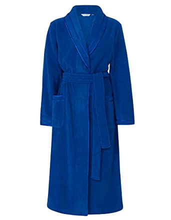 281fadc51b Slenderella HC6323 Women s Blue Dressing Gown House Coat Robe HC6323 ...