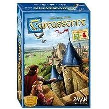 ZMan Games Carcassonne: New Edition
