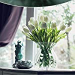 FeliceSuper-20-pcs-Real-Touch-Artificial-Tulip-Flowers-Home-Wedding-Party-Decor