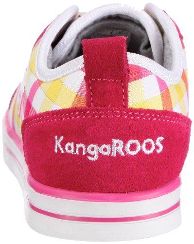 Kangaroos - Ilona, Scarpe Da Ginnastica da Donna, Rosa(Pink/multi), 42