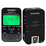 Eboxdeal Yongnuo 1pc YN-622C-TX + 1pc YN-622C E-TTL Wireless Flash Controller Flash Trigger Transceiver for Canon DSLR