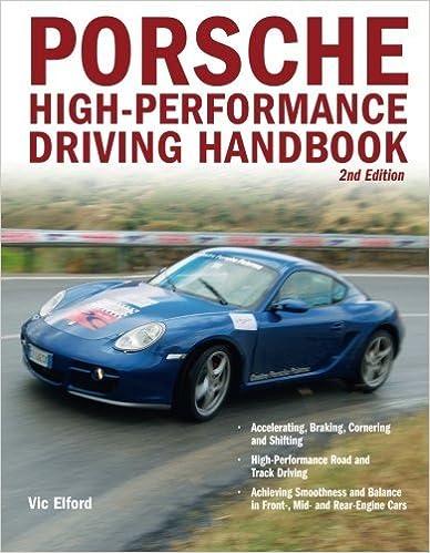 Porsche high performance driving handbook vic elford porsche high performance driving handbook 2nd edition fandeluxe Gallery