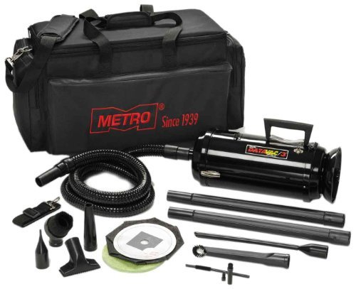 Pro Vac Toner Series (Metro MDV-2TCA220V 220-Volt 1.17 PHP Motor DataVac Pro Series Toner Vac with Micro Cleaning Tools and Carrying Case by Metro Vacuum)