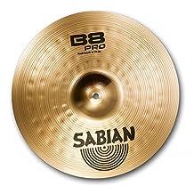 Sabian 31609B B8 Pro 16-inch Crash Cymbal