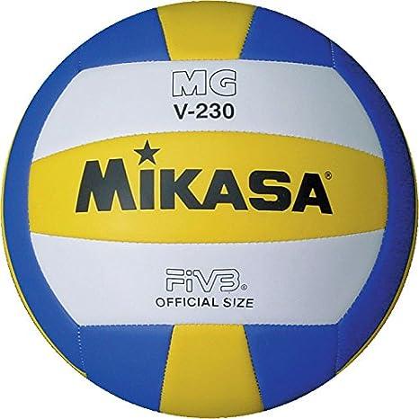 Mikasa MGV - Balón de voleibol, 230 g: Amazon.es: Deportes y aire ...