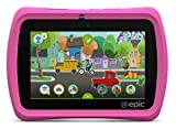 LeapFrog Epic 7'' Android-based Kids Tablet 16GB, Pink