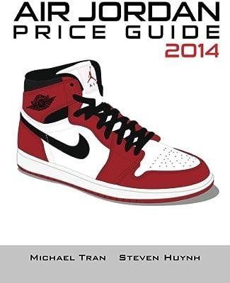 Air Jordan Price Guide 2014 (Color