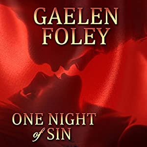 One Night of Sin: A Novel Audiobook