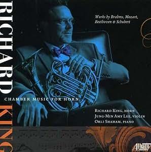 Richard King: Chamber Music for Horn
