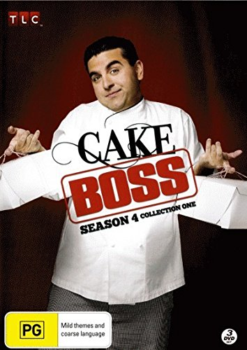 cake boss season 1 dvd - 7