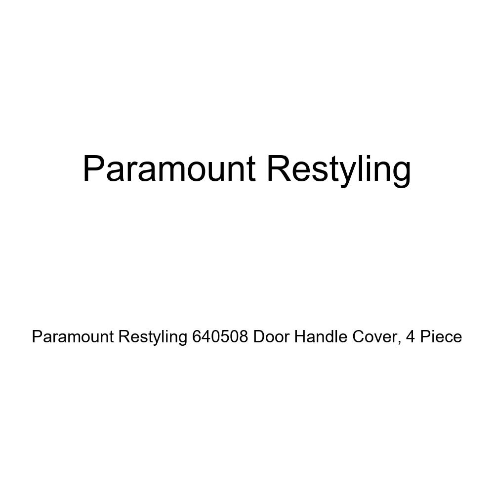 4 Piece Paramount Restyling 640508 Door Handle Cover