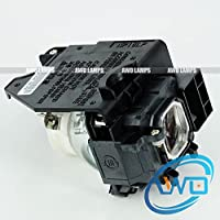 AWO NP17LP-UM Relacement Lamp with Housing For NP-UM330X/UM330W, NP-UM330X-WK1/UM330W-WK1, NP-UM330XI/UM33