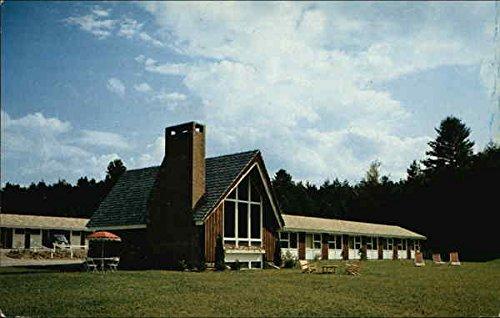 Amazon.com: Alpine Motor Lodge Stowe, Vermont Original Vintage Postcard: Entertainment Collectibles