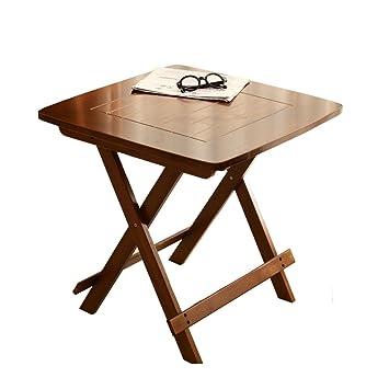 Pliante Bois Table 4 Heavy En Pieds Pliage n0k8wOPX