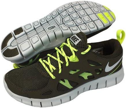 tocino Crudo literalmente  Amazon.com | Nike Free Run 2 (GS) Running Trainers 443742 307 ...