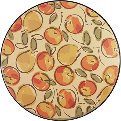 Price comparison product image Range Kleen Hallmark Design Set of Four Burner Kovers,  Fruit Explosion