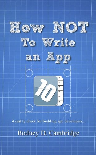 How NOT To Write an App (Free Book Writing Software)