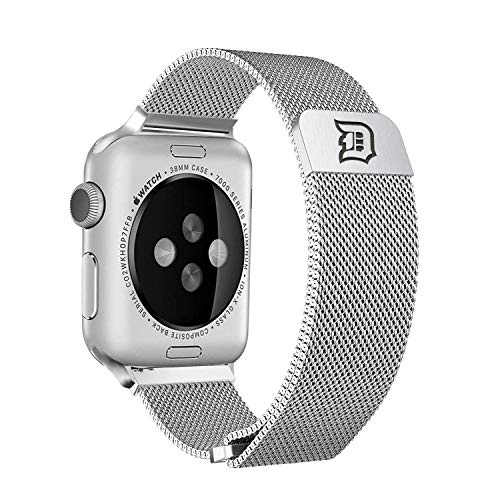 - Duquesne Dukes Stainless Steel Band for Apple Watch - 38mm/40mm