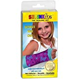 Shrinkins The Healing Art WASHABLE REMOVABLE Cast Decorating Cover Kit~ Fun, Fashionable Creative Shrink Wrap Decorations for Arm & Leg Casts ~ Uses No Adhesive - ADULT & CHILD