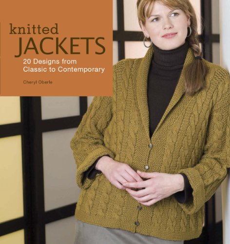 esigns from Classic to Contemporary (Free Crochet Jacket Patterns)