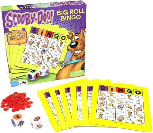 Scooby-Doo Big Roll Bingo Gameの商品画像