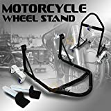 Generic Stand Bi Auto New ke Sw Front Rear Portable ear Portab (1) Motorcycle Stand Combo Shop Bike Swingarm orcycle Stan Lift Combo Shop rcycle S