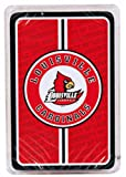 Game Day Outfitters NCAA Louisville Cardinals Playing Cards
