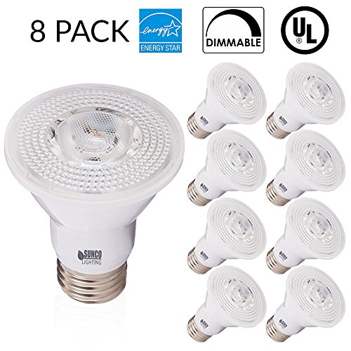 Sunco Lighting PACK Equivalent DIMMABLE