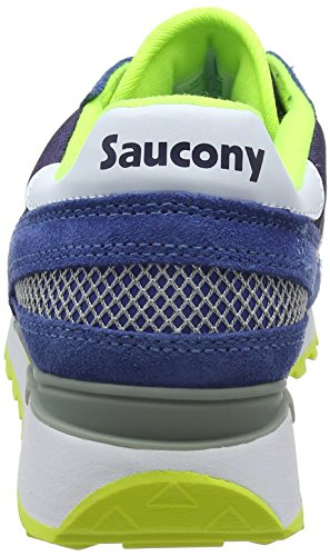 Saucony De Chaussures Shadow Bleu Taglia Multicolore Running 647 Scarpa navy Homme Original rxtgqdwrE
