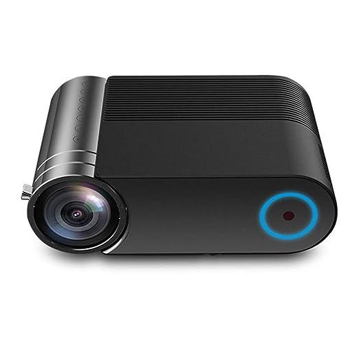IFANSTYLE Mini proyector, proyector de vídeo WiFi Proyector Full ...