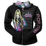 Hannah Montana - Girls Airbrush Hannah Youth Hoodie