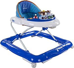 Sun Baby Marine - Andador para bebé, color blanco y azul ...