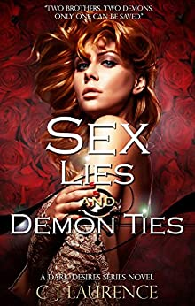 Lies Demon Ties Dark Desires ebook product image