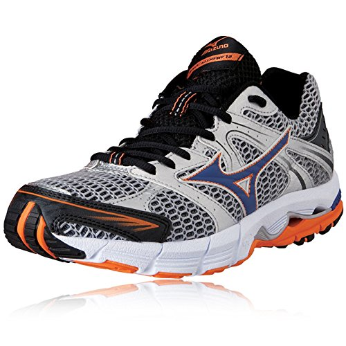 Mizuno Wave Alchemy 12 Running Shoes Silver 9vmtC9m5t