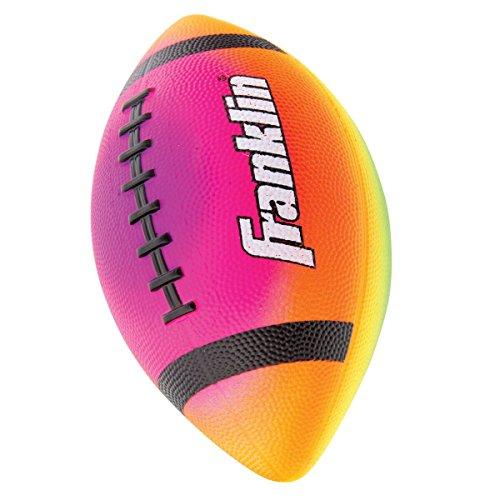 Franklin Sports Mini PVC Vibe Football, 7