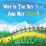 img - for Why Is The Sky Blue And Not Green?: The Biggest Question of All Time, But Do You Know the True Answer? The Secrets of Earth's Atmosphere Await. book / textbook / text book