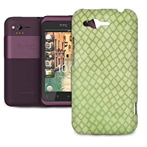 Phone Case HTC Rhyme - Snake Print Lightweight Cover