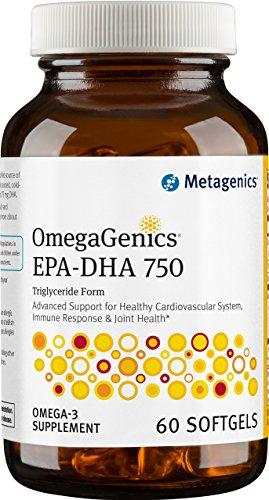 Metagenics OmegaGenics EPA DHA 750 Count