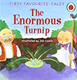 The Enormous Turnip, Ladybird Books Staff, 0721497381